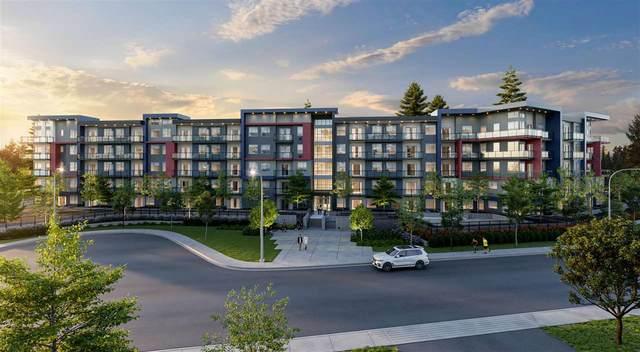 5486 199A Street #319, Langley, BC V3A 1J6 (#R2591830) :: Premiere Property Marketing Team