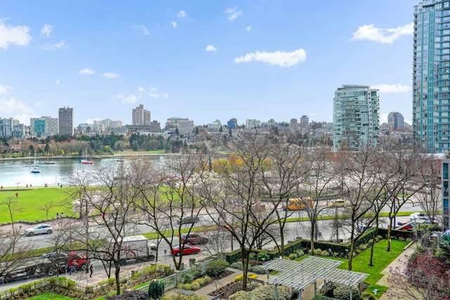 1318 Homer Street #603, Vancouver, BC V6B 6A7 (#R2591849) :: Premiere Property Marketing Team