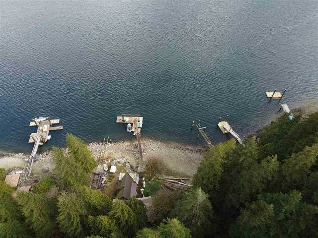 Lot 7 Coldwell Beach, North Vancouver, BC V7H 2Y4 (#R2591853) :: Ben D'Ovidio Personal Real Estate Corporation | Sutton Centre Realty