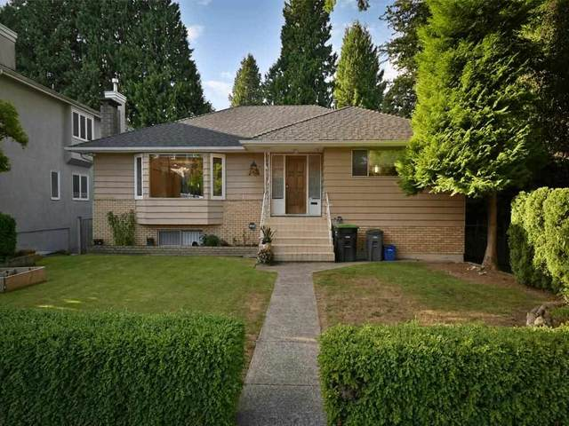 2731 W 34TH Avenue, Vancouver, BC V6N 2J5 (#R2591863) :: Premiere Property Marketing Team
