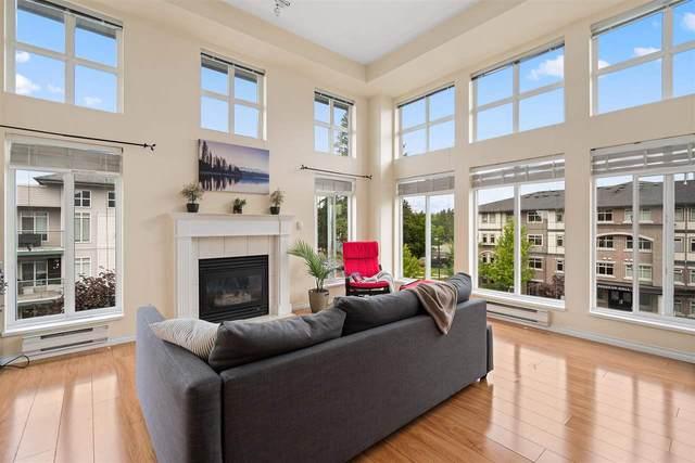 32085 George Ferguson Way #417, Abbotsford, BC V2T 2K7 (#R2591870) :: Premiere Property Marketing Team