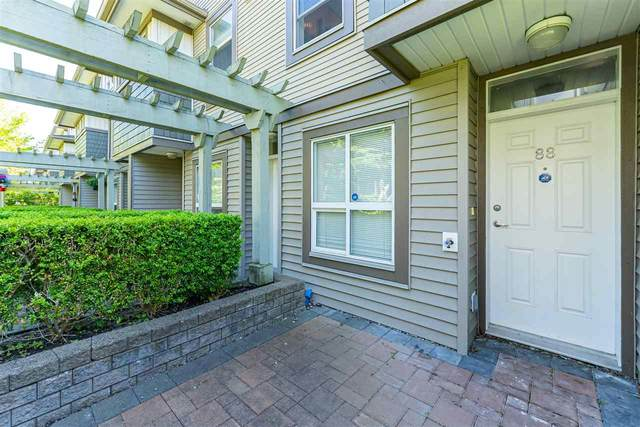 15353 100 Avenue #88, Surrey, BC V3R 3S6 (#R2591884) :: Premiere Property Marketing Team