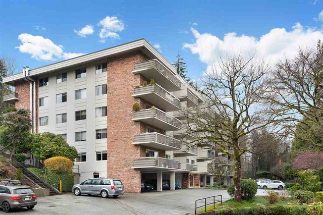 235 Keith Road #1238, West Vancouver, BC V7T 1L5 (#R2591886) :: Initia Real Estate