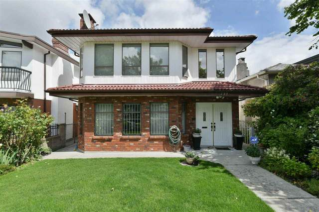 733 E 51ST Avenue, Vancouver, BC V5X 1E2 (#R2591930) :: Initia Real Estate