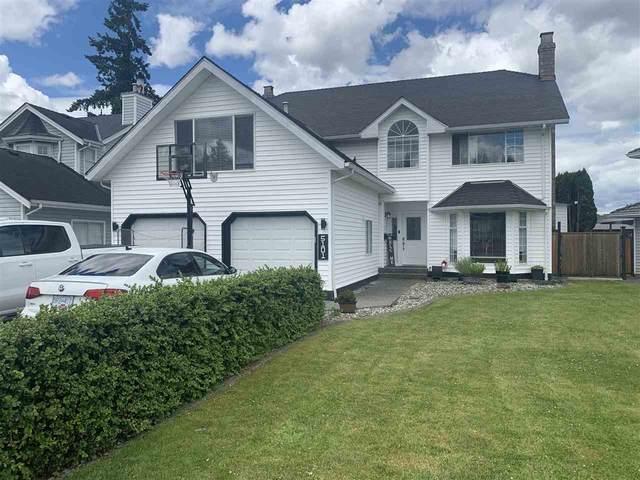 5101 209A Street, Langley, BC V3A 7M6 (#R2591980) :: Premiere Property Marketing Team