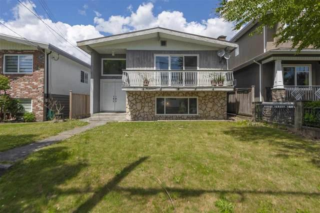 737 E 54TH Avenue, Vancouver, BC V5X 1L8 (#R2592008) :: Initia Real Estate