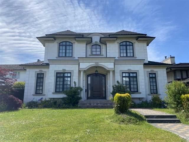 1080 W 46TH Avenue, Vancouver, BC V6M 2K1 (#R2592025) :: Premiere Property Marketing Team