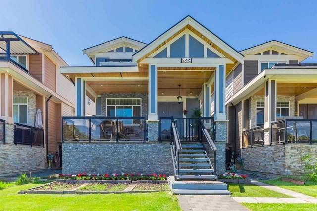244 Hume Street, New Westminster, BC V3M 5N5 (#R2592073) :: 604 Home Group