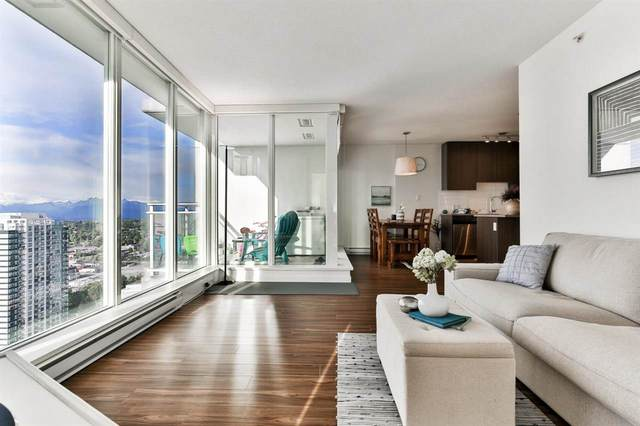 13325 102A Avenue #3602, Surrey, BC V3T 5J7 (#R2592100) :: RE/MAX City Realty