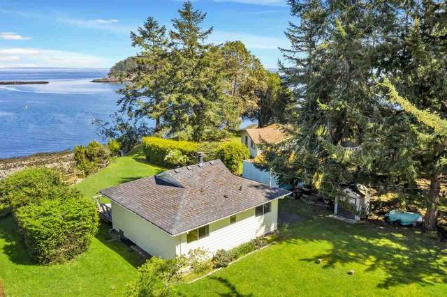 506 Arbutus Drive, Mayne Island, BC V0N 2J1 (#R2592128) :: Ben D'Ovidio Personal Real Estate Corporation | Sutton Centre Realty