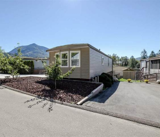 46511 Chilliwack Lake Road #62, Chilliwack, BC V2R 3S3 (#R2592137) :: 604 Realty Group