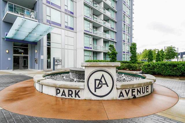 13696 100 Avenue #4105, Surrey, BC V3T 0L5 (#R2592155) :: RE/MAX City Realty