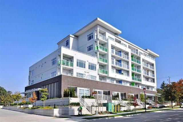 9015 120 Street #613, Delta, BC V4C 0E3 (#R2592181) :: Ben D'Ovidio Personal Real Estate Corporation | Sutton Centre Realty