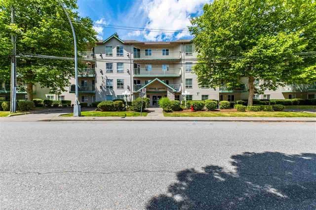 2435 Center Street #206, Abbotsford, BC V2T 2N4 (#R2592183) :: Premiere Property Marketing Team