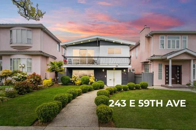 243 E 59 Avenue, Vancouver, BC V5X 1X8 (#R2592196) :: Initia Real Estate