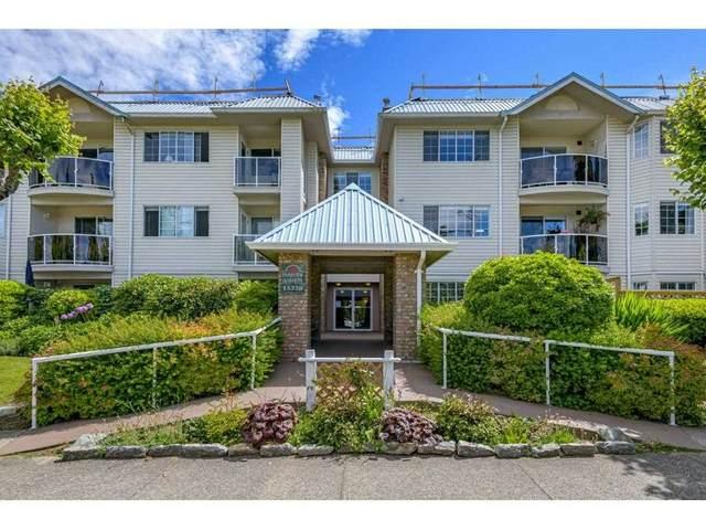 15338 18 Avenue #206, Surrey, BC V4A 1W8 (#R2592224) :: Premiere Property Marketing Team