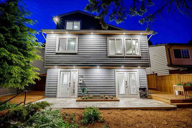 776 Appleyard Court, Port Moody, BC V3H 3X1 (#R2592241) :: 604 Realty Group