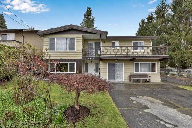 5170 Ann Street, Vancouver, BC V5R 4J7 (#R2592287) :: Ben D'Ovidio Personal Real Estate Corporation   Sutton Centre Realty