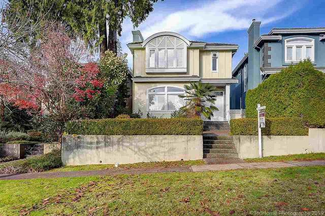 3033 W 42ND Avenue, Vancouver, BC V6N 3H1 (#R2592296) :: 604 Realty Group