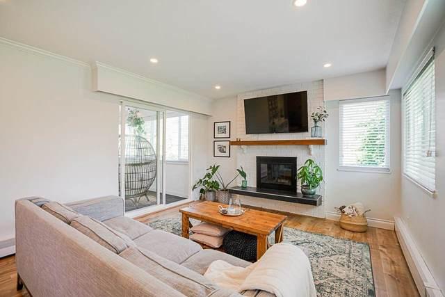1381 Martin Street #203, White Rock, BC V4B 3W6 (#R2592304) :: Premiere Property Marketing Team