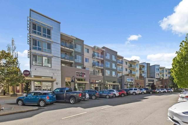 15735 Croydon Drive #418, Surrey, BC V3Z 2L5 (#R2592391) :: Premiere Property Marketing Team