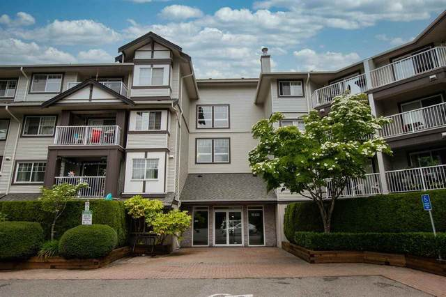 19320 65 Avenue #308, Surrey, BC V4N 0A3 (#R2592406) :: Homes Fraser Valley