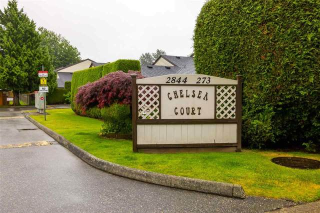 2844 273 Street #168, Langley, BC V4W 3S7 (#R2592414) :: 604 Home Group