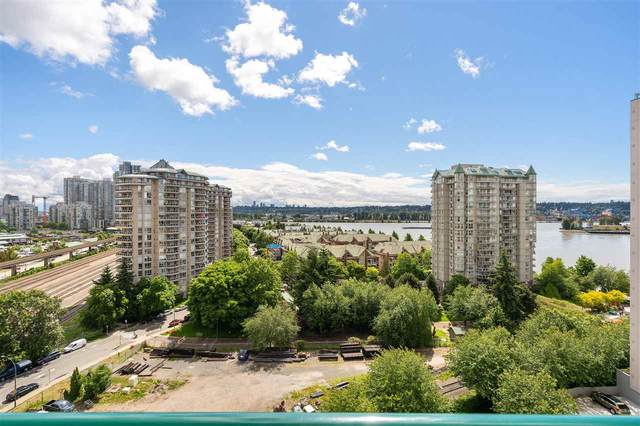 10 Laguna Court #1403, New Westminster, BC V3M 6W3 (#R2592443) :: 604 Realty Group