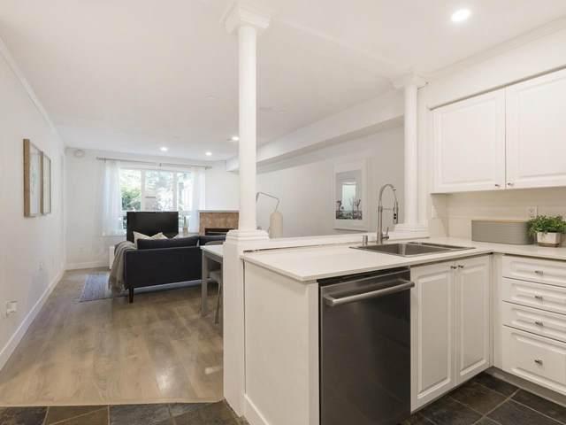 14377 103 Avenue #109, Surrey, BC V3T 5V5 (#R2592475) :: Premiere Property Marketing Team