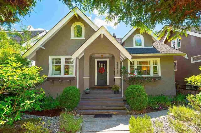 3556 Dunbar Street, Vancouver, BC V6S 2C5 (#R2592480) :: 604 Realty Group