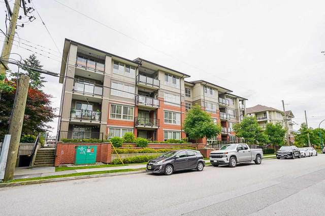 2288 Welcher Avenue #204, Port Coquitlam, BC V3C 1X4 (#R2592505) :: 604 Home Group