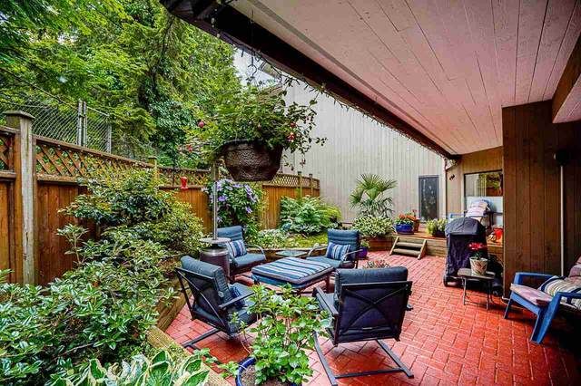 3191 Mountain Highway #106, North Vancouver, BC V7K 2H4 (#R2592579) :: Ben D'Ovidio Personal Real Estate Corporation   Sutton Centre Realty