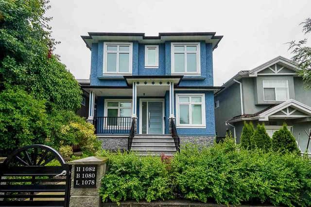 1082 E 49TH Avenue, Vancouver, BC V5W 2H8 (#R2592632) :: Initia Real Estate