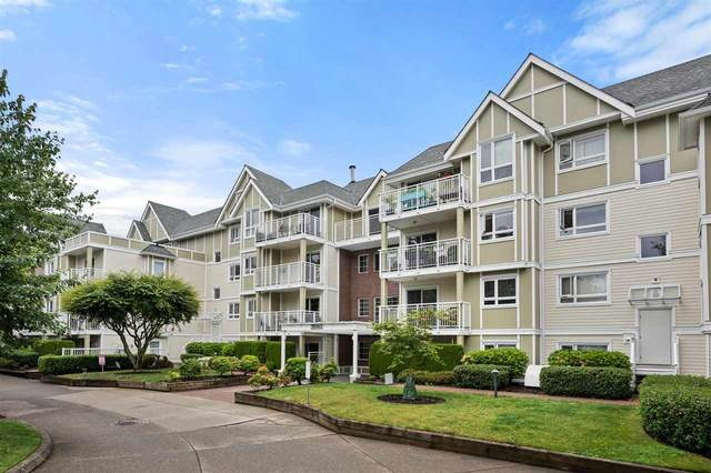 20189 54 Avenue #301, Langley, BC V3A 3W2 (#R2592723) :: RE/MAX City Realty