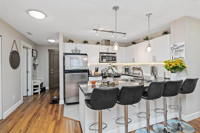 12283 224 Street #414, Maple Ridge, BC V2X 8Z3 (#R2592805) :: 604 Home Group