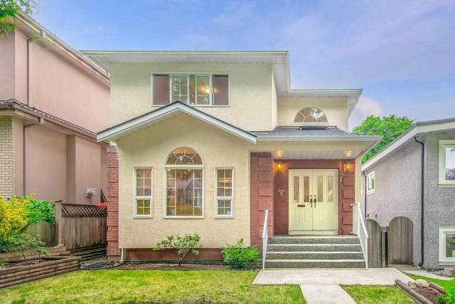 3188 W 27TH Avenue, Vancouver, BC V6L 1W5 (#R2592863) :: 604 Realty Group