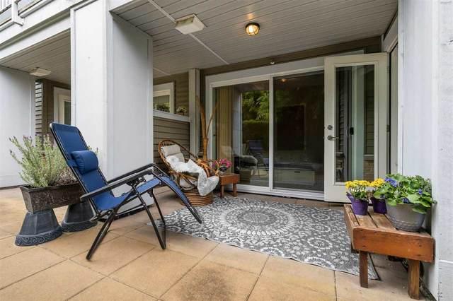 6480 194 Street #111, Surrey, BC V6N 6J9 (#R2592864) :: Homes Fraser Valley