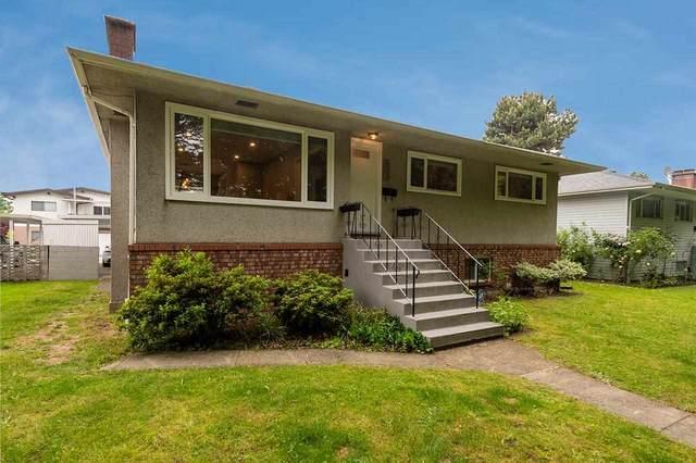 4749 Fairmont Street, Vancouver, BC V5R 3V1 (#R2592902) :: Ben D'Ovidio Personal Real Estate Corporation   Sutton Centre Realty