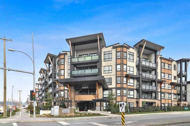 20829 77A Avenue #507, Langley, BC V2Y 0Y5 (#R2592940) :: 604 Home Group