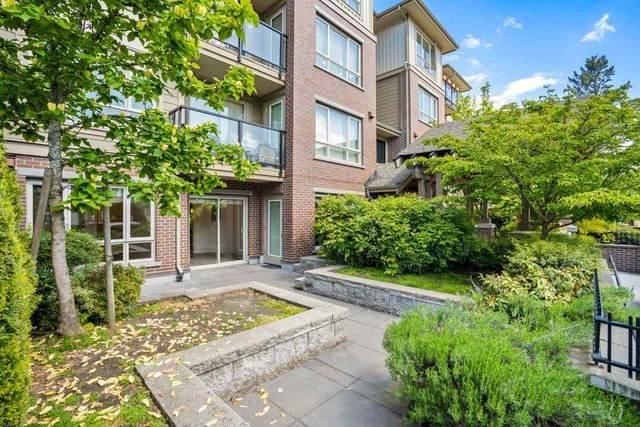 2175 Fraser Avenue #106, Port Coquitlam, BC V3B 0H8 (#R2592994) :: 604 Home Group