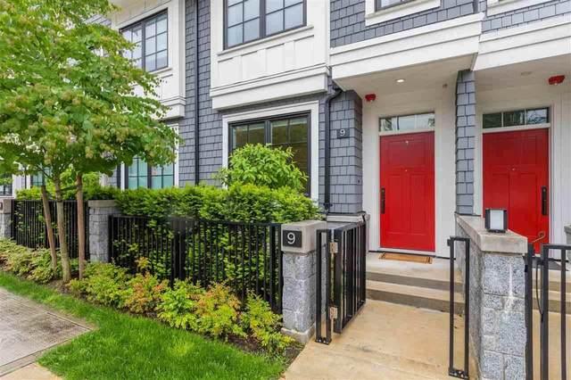 1133 Ridgewood Drive #9, North Vancouver, BC V7R 0A4 (#R2593012) :: Initia Real Estate