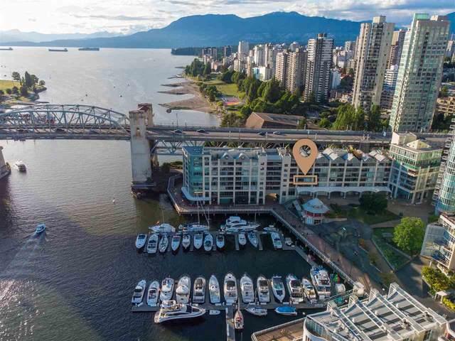 1008 Beach Avenue #303, Vancouver, BC V6E 1T7 (#R2593017) :: RE/MAX City Realty