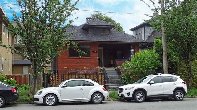 1412 Victoria Drive, Vancouver, BC V5L 4G9 (#R2593019) :: Initia Real Estate