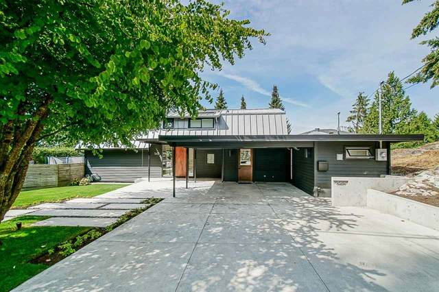 5421 Greentree Road, West Vancouver, BC V7W 1N3 (#R2593026) :: 604 Home Group