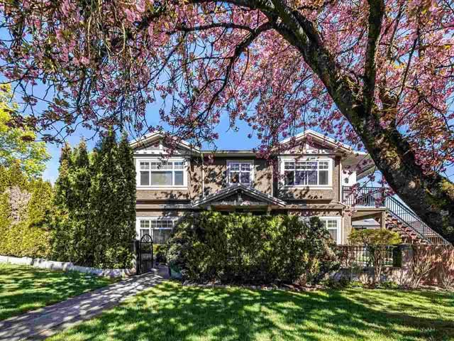 7368 Dumfries Street, Vancouver, BC V5P 3C5 (#R2593053) :: Initia Real Estate