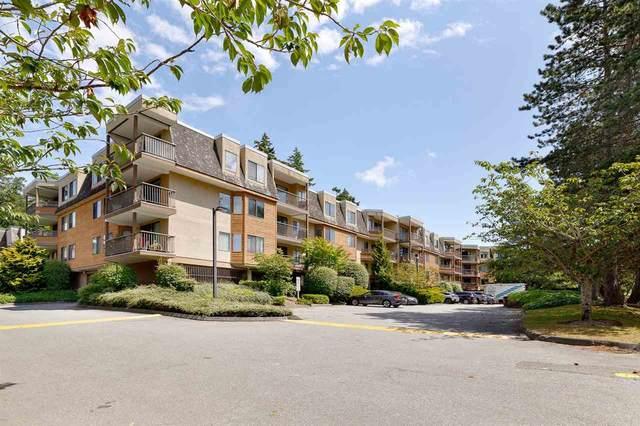 1720 Southmere Crescent #209, Surrey, BC V4A 6E3 (#R2593081) :: 604 Home Group