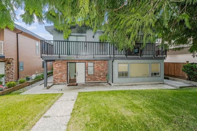 1222 W 59TH Avenue, Vancouver, BC V6P 1Y4 (#R2593088) :: Macdonald Realty