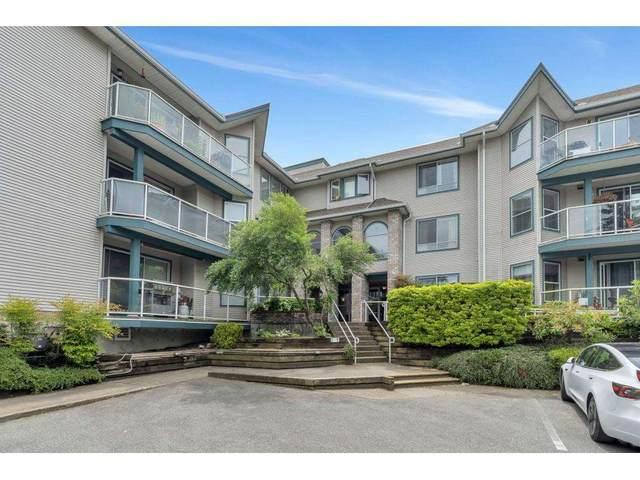 27358 32 Avenue #302, Langley, BC V4W 3M5 (#R2593102) :: Homes Fraser Valley