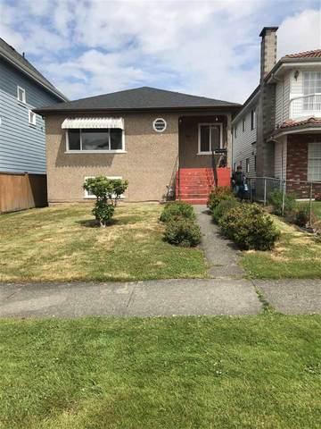 319 E 55TH Avenue, Vancouver, BC V5X 1N2 (#R2593111) :: Initia Real Estate