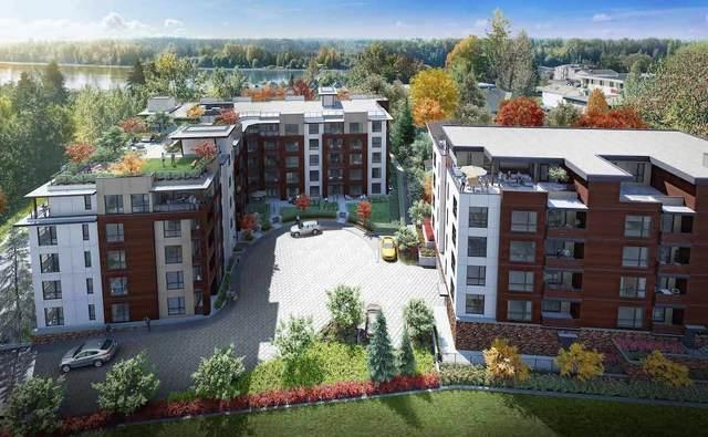 11703 Fraser Street #401, Maple Ridge, BC V2X 2L8 (#R2593112) :: 604 Home Group